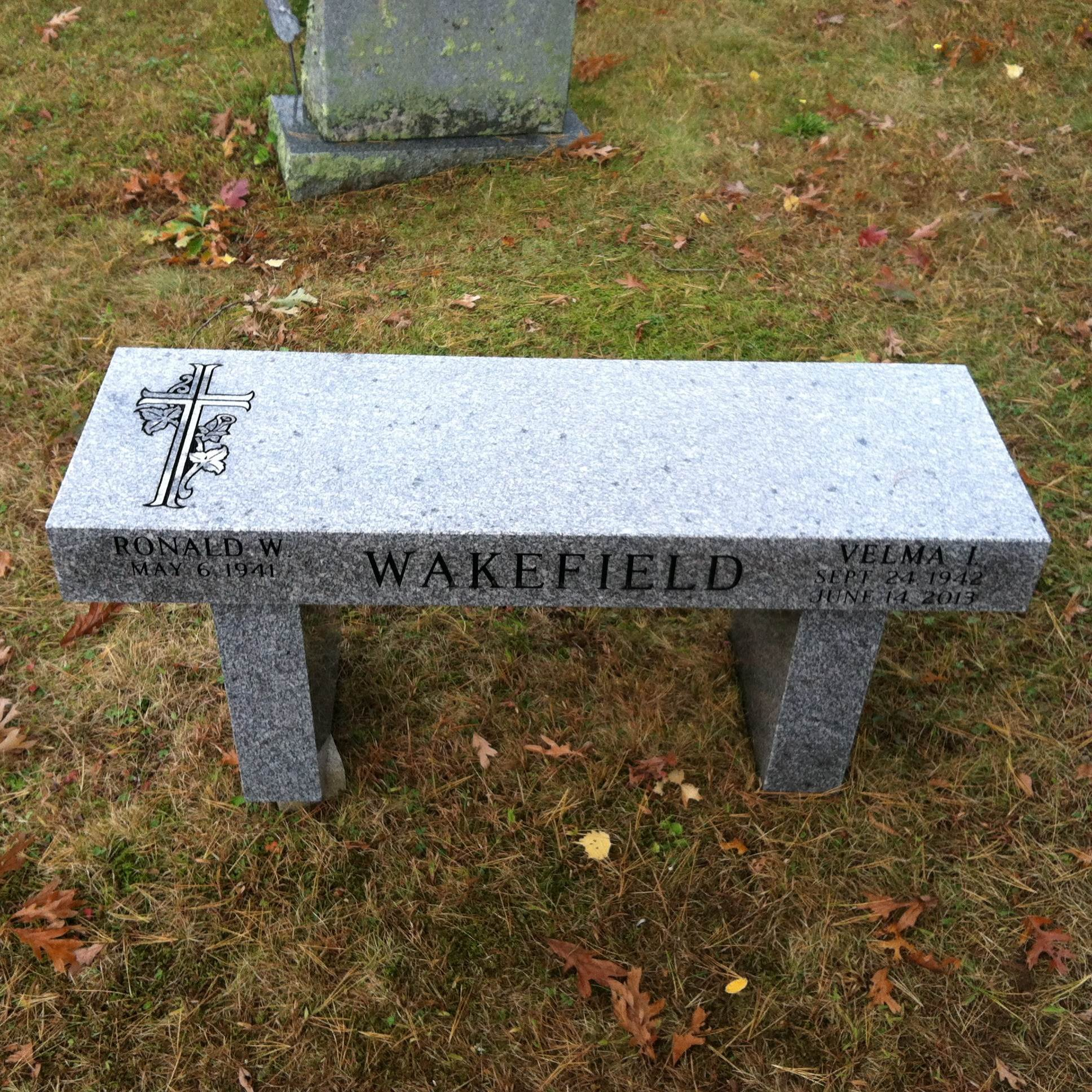 Monument Benches For Graves Pictures To Pin On Pinterest