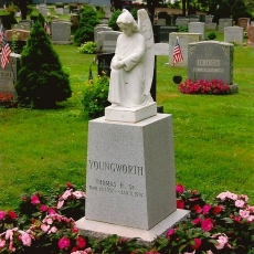Product Code AN-1<br/><span>Angel Memorial Monument 1<:span/></span>