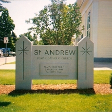 Product Code CS-9<br/><span>St. Andrew's Church<:span/></span>