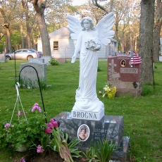 Product Code AN-2<br/><span>Angel Memorial Monument 2<:span/></span>