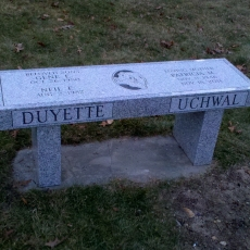 Product Code MB-11<br/><span>Memorial Bench 5<:span/></span>