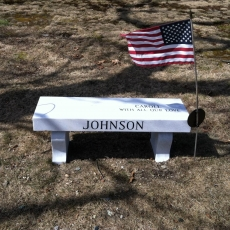 Product Code MB-12<br/><span>Memorial Bench 4<:span/></span>