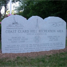 Product Code CDM-2<br/><span>Marshfield Coast Guard Memorial<:span/></span>