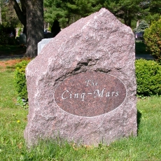 Product Code NB-4<br/><span>Natural Boulder Memorial Monument 4<:span/></span>